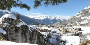 Domaines skiables de la Maurienne